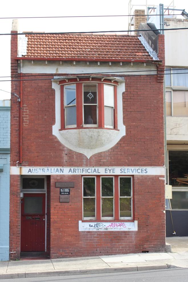 Australian Artificial Eye Services