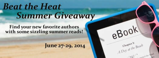 Nearly here, Beat The Heat Summer Giveaway